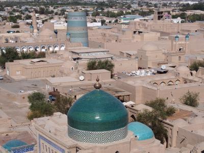 シルクロードの国ウズベキスタン(その3)@カラカルパクスタン&ヒバァ