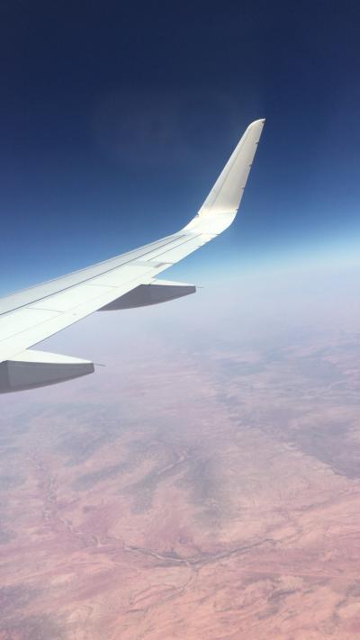 エティハド航空で行ったケニア二回目アブダビ~ナイロビまで