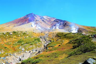 大雪山国立公園*旭岳へ行く。カムイミンタラ .☆神々の遊ぶ庭☆*は天空の別世界だったー。