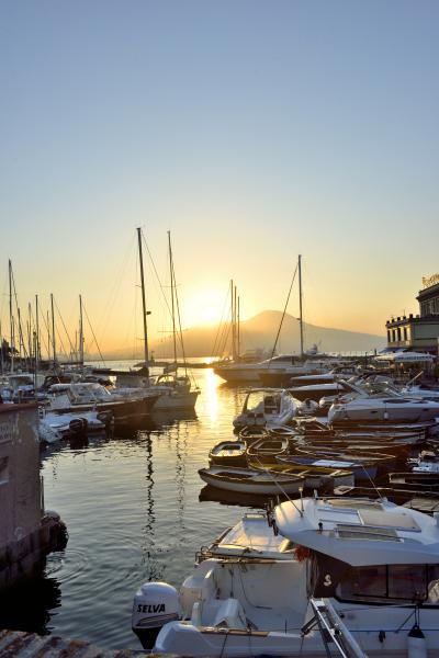 しつこいパピーは、3度目の南イタリア (PART1  旅の始まりはナポリから)
