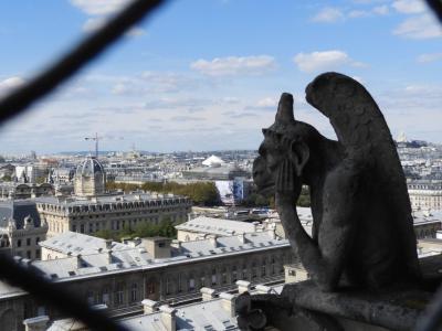 中世に出会う旅、パリからディジョンへ。  そしてナンシーのアールヌーヴォー。