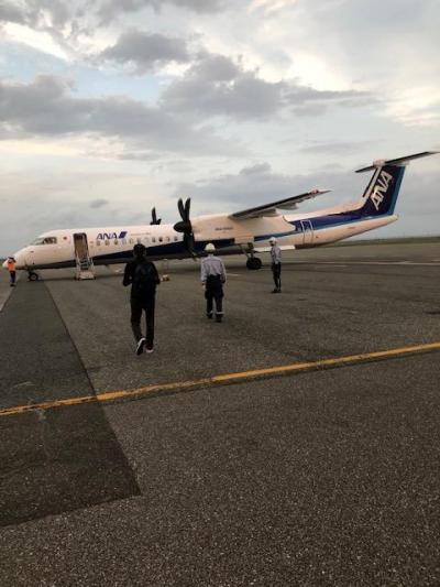 暇人・飛行機オタがやるUA5000マイルで行く弾丸北海道旅行(観光なし)