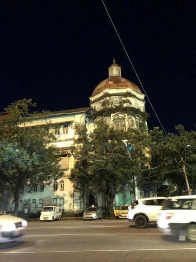 初ミャンマーヤンゴン