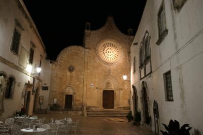 美しき南イタリア旅行♪ Vol.301(第9日)☆Ostuni:夜景の美しいオストゥーニ旧市街♪