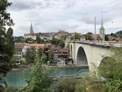 母娘旅で!10年ぶりにスイス(ベルン)