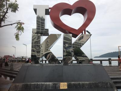 イレギュラー続きのボルネオ島の旅③  コタキナバル到着