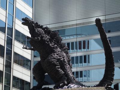 東京ミッドタウン日比谷。東急プラザ銀座,Ginza Six の後発ですので,それだけ有利です。
