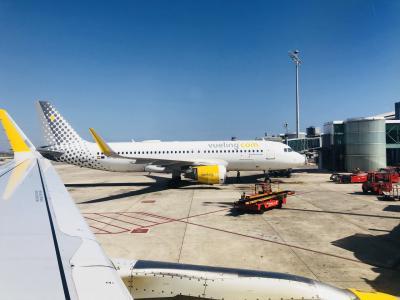 ブエリング航空でミラノからバルセロナ:所詮LCC[2018年9月10月世界一周特典航空券の旅19]