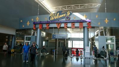 ラスベガスに行く。その1