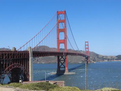 カリフォルニア州の旅