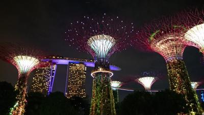 シンガポール4泊6日の旅!お得に楽しむ、時々、ちょっとだけゼータク。―初日―