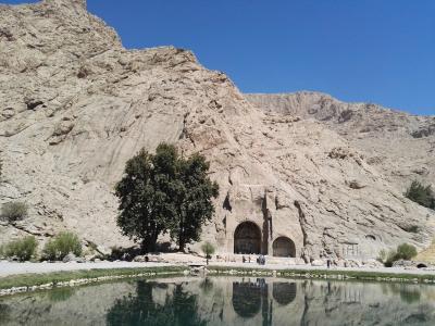 テヘランからケルマンシャーへ