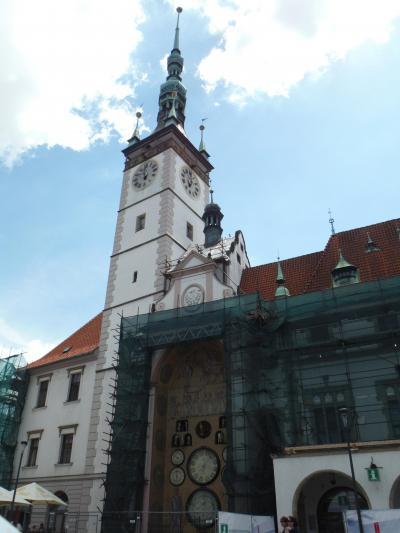 2017年5~6月チェコ・スロバキア(2)プラハからオロモウツを巡ってブラスチラバへ