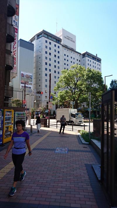 福岡市の昼食ビュッフェPart2 西鉄グランドホテル グランカフェ編