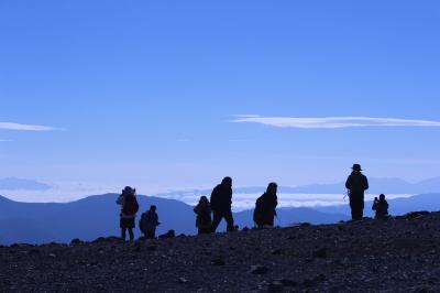 限界突破!第2弾 人生2度目の3000メートル越え(^o^)/ ~乗鞍岳の頂上に立つ~
