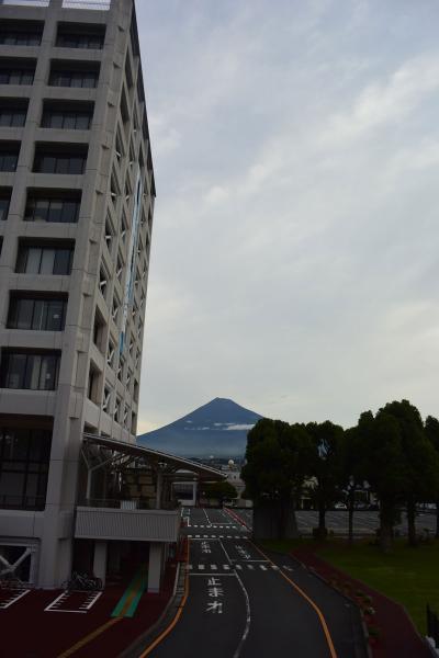 散歩・富士山を見ながら… 2018.09.26