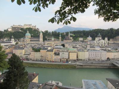 2018年オーストリアの旅 №12       *** Planai 展望台~ Salzburg へ移動***