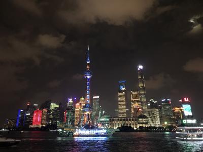 HIS・観光付上海3日間