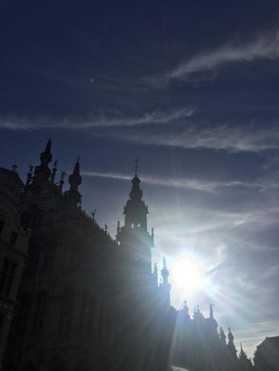 恒例の夏休み旅行ーオランダからベルギーへ;ベルギー編