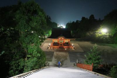 夜の鎌倉を歩いてみる