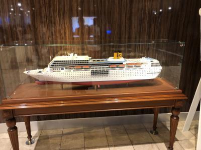 コスタネオロマンチカ乗船記、でも台風上陸でどうなる?