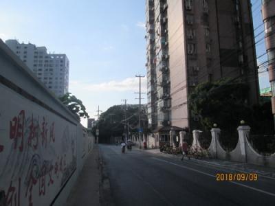 上海の下街・多稼路(十六舗内)・2018年