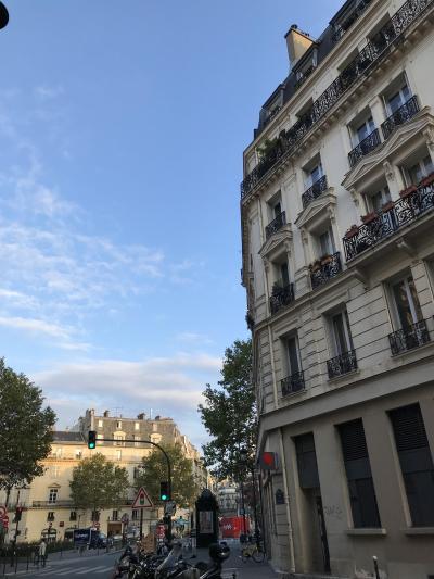 初めてのフランス ⑥滞在4日目 パリ市内観光