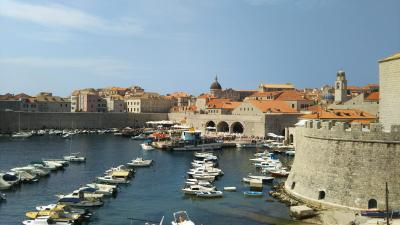 海外一人旅第16段はずっと行きたかったクロアチア(+スロベニア) - 観光2日目(ドブロブニク後編)