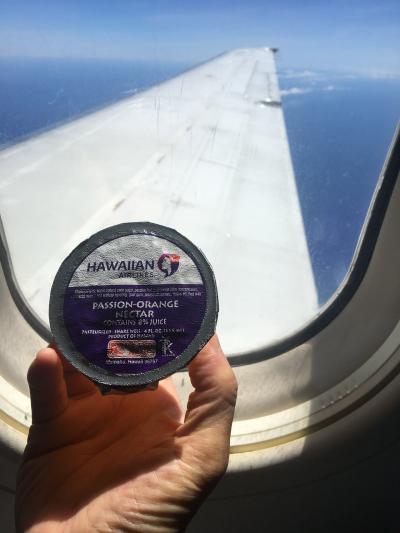 マウイで観光もハリケーンも①