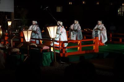 大神神社『観月祭』を観に行く