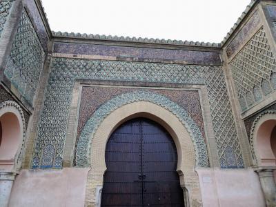 モロッコ女子一人旅(1)-古都メクネスを駆け足で巡る
