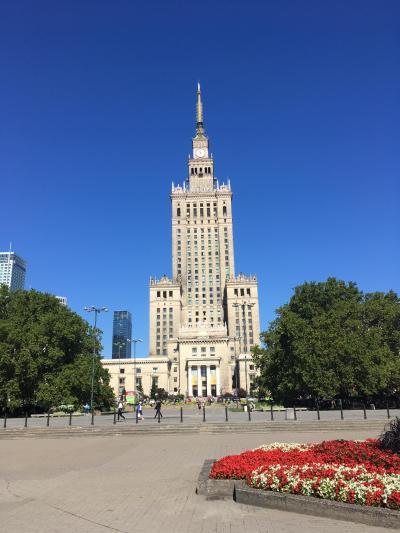 クラクフーポズナンーワルシャワ3都市 仕事&観光  Day 8