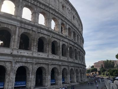 2018秋 ヨーロッパ周遊その2 ローマ編