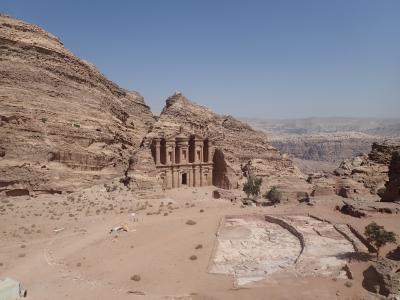 中東⑥ペトラ in ヨルダン