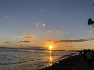 初めての子連れ海外はハワイで決まり!【前半】