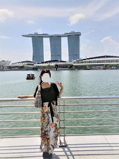 2泊4日 シンガポール 街歩き