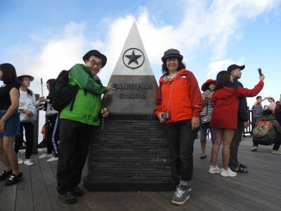 ベトナム・サパへ 2日目-サパ・ファンシーパン山