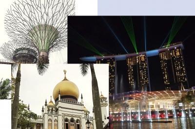 台風と雨に翻弄されたシンガポール&バリ旅行(シンガポール編)