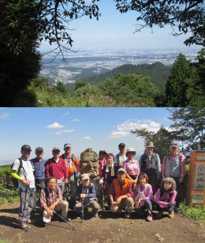 ハイキング倶楽部第49回 高尾山~景信山 Hiking to Takaosan and Kagenobuyama