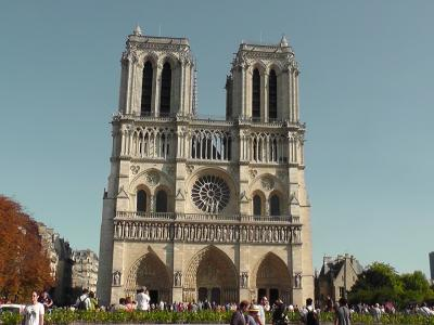 エールフランスで行くフランス観光 3