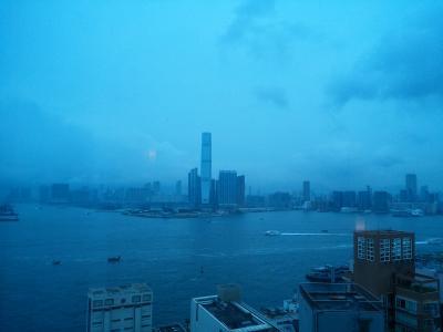 ワンワールド特典航空券(ビジネスクラス)で行く世界一周(2日目ー1)香港観光