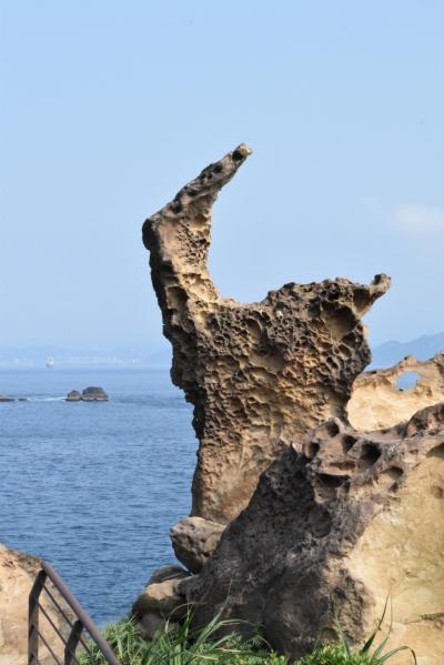 久しぶりの台湾、台北そして北の海岸へ 1日目