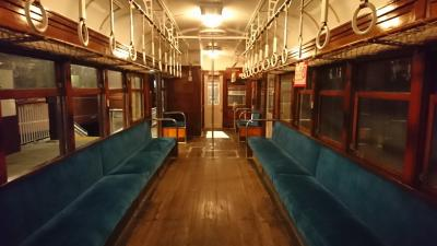 鉄道博物館★台風の週末