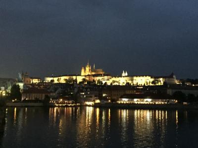 プラハ6日間女子旅