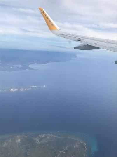 初めてのセブ島 夏休み1・2日目