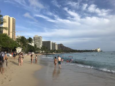 何度行っても楽しい、何度も行きたいハワイ 5日目