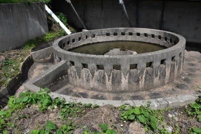 日本最大規模の西天竜円筒分水工群 ~公平に分水する知恵~(長野県伊那)