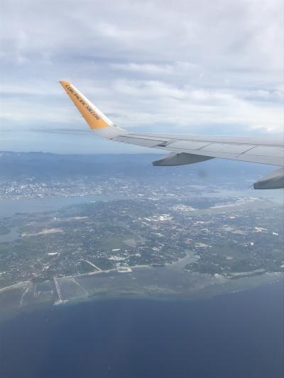 初めてのセブ島 夏休み3・4日目