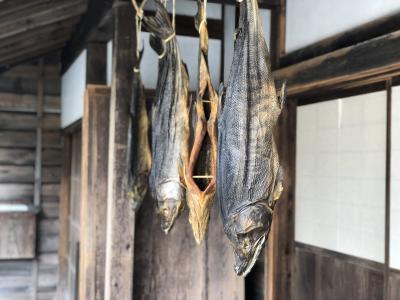 2018 AUG 新潟巡り4日間の旅 (4/8)村上といえば≫三面川の鮭と村上牛の2大グルメ
