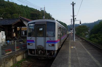 2017年10月 広島への旅(3日目-1)~福塩線経由で広島へ
